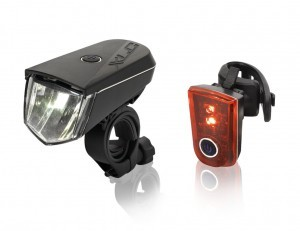 set éclairage à piles XLC Sirius B20
