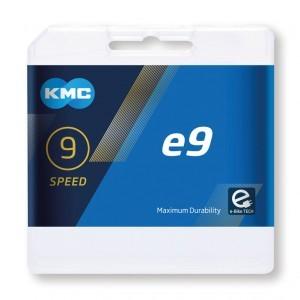 chaîne KMC e9 argent pour VAE