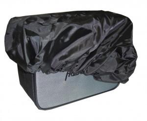 Housse de pluie pour sacoches de cintre