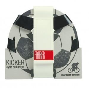 porte-ballon Kicker Fahrer