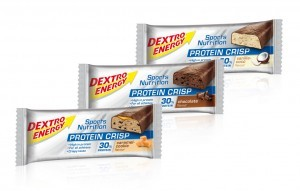 barre prot. Protein Crisp Dextro Energy