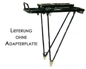 Porte-bagages système Pletscher Master