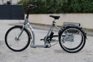 Tricycle électrique Classic  Escapade 7 vitesses - Bonne Affaire