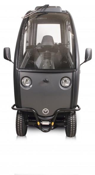 Scooter Mini Crosser M2 Cabine 4 Roues 10 km/h