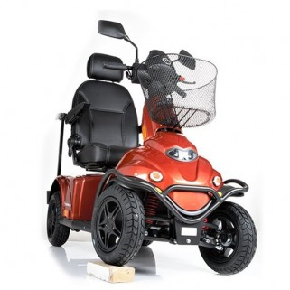 Scooter Mini Crosser M2 Rouge orange 50 Ah | Bonne affaire