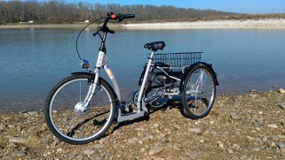 Tricycle Classic  Escapade 7 vitesses, frein tambour
