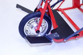 Extensions- Support de pieds pliable R30