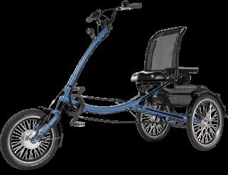 Tricycle électrique Scooter Trike FM
