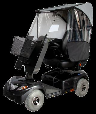 VELTOP scooter MODULO 2